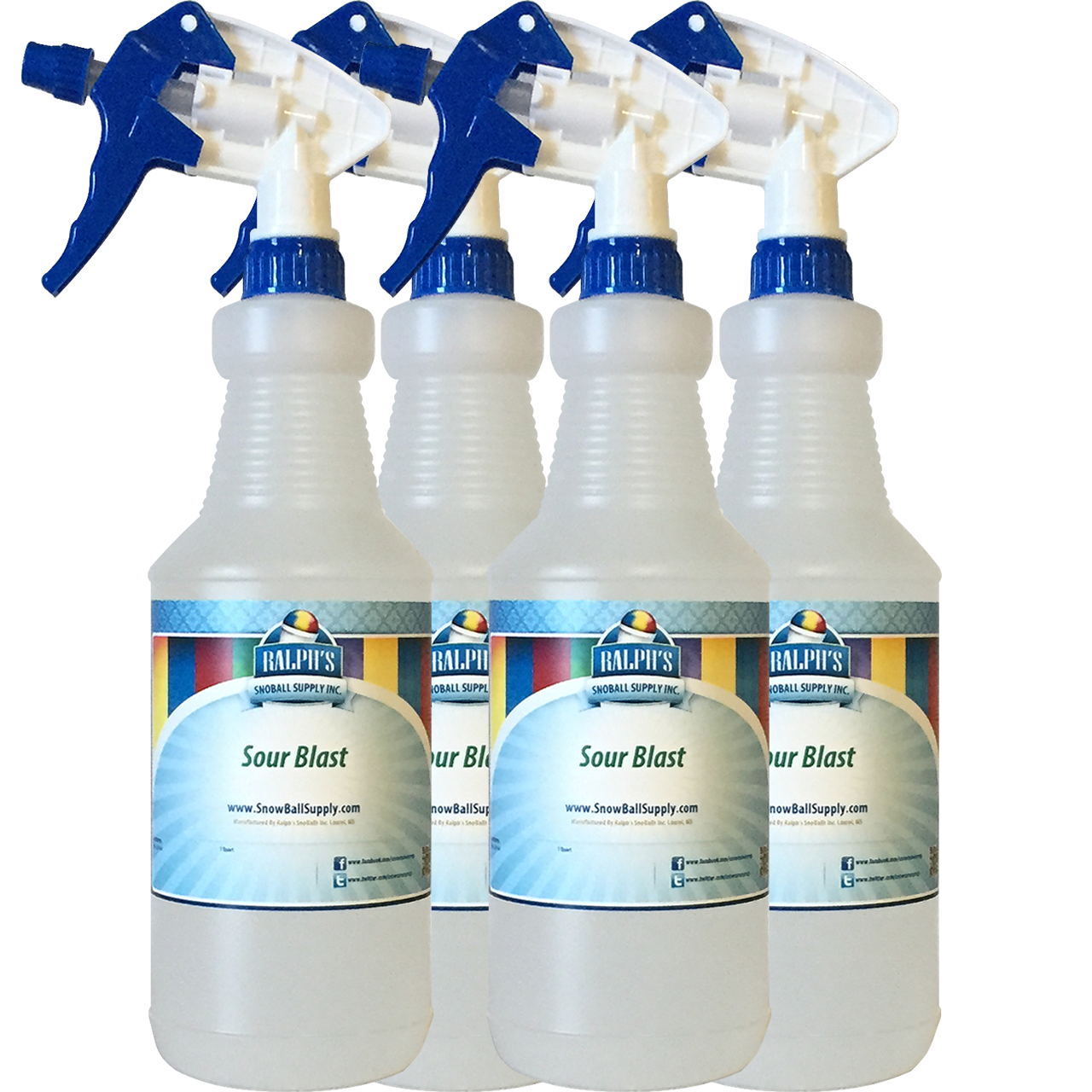 4 Quarts of Sour Blast Spray - Save $3.00