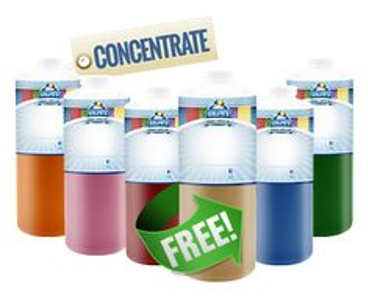 6 Quarts Concentrate 1 Free & $2 Off - Save $18.99