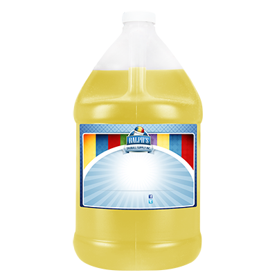 Gallon of Creamy Custard