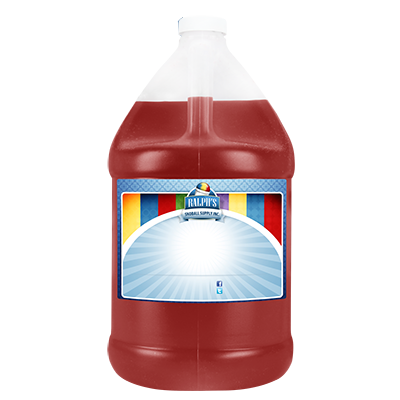 Gallon of Creamy Strawberry
