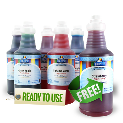 As Sold On Amazon! Buy 5 Flavor Quarts and Get 1 Quart Free