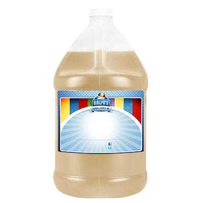 Buttercream Sugar Free Syrup - Gallon