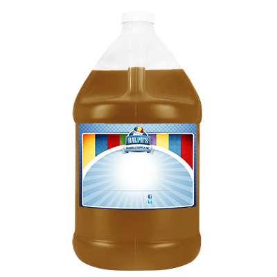 Coffee  Syrup - Gallon