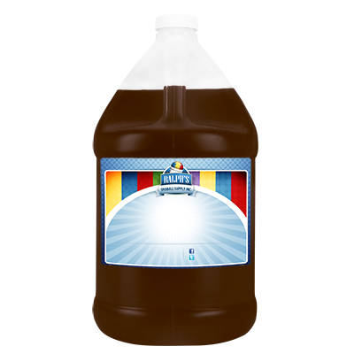 Dr Snow Cone  Diet Syrup - Gallon