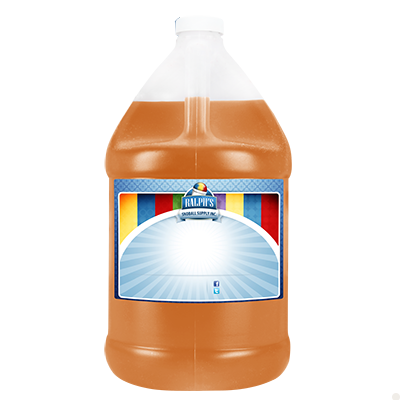 Bahama Mama Diet Syrup - Gallon