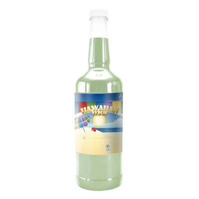 Pimp Juice Hawaiian Syrup - Quart