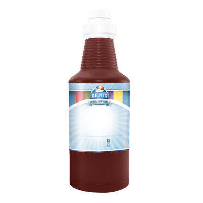 Black Cherry  Sugar Free Syrup - Quart