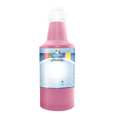Pink Cotton Candy  Syrup - Quart
