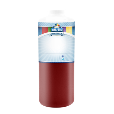 Sour Red Cherry Concentrate - Quart