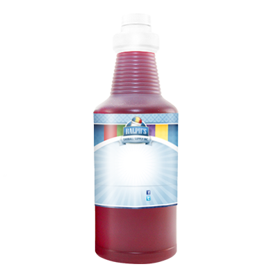 Red Cherry Sugar Free Syrup - Quart