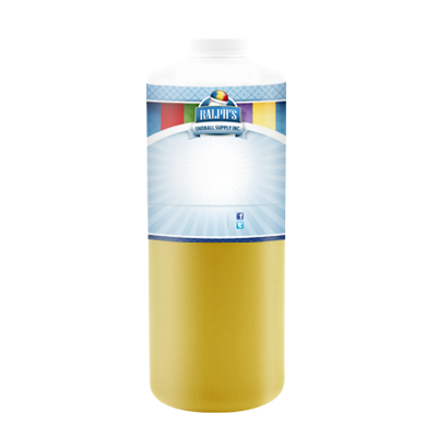 Yellow Cake Batter  Concentrate - Quart
