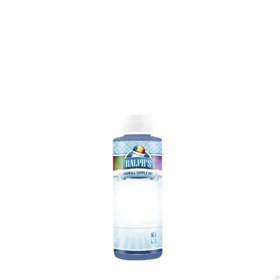 Blue Coconut  Diet Syrup - Sample